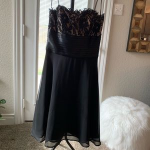 Adorable black dress for a special occasion!!!
